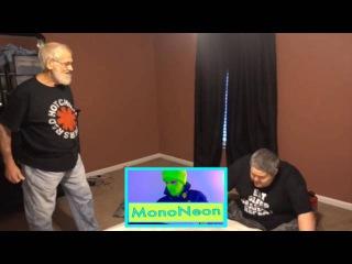 MonoNeon: ANGRY GRANDPA