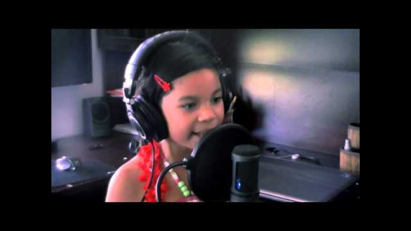 Halo - Beyonce (Cover by Alessandra 7 yrs old)