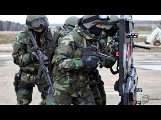 Российский спецназ победил спецназовцев США и Китая и признан лучшим в мире!