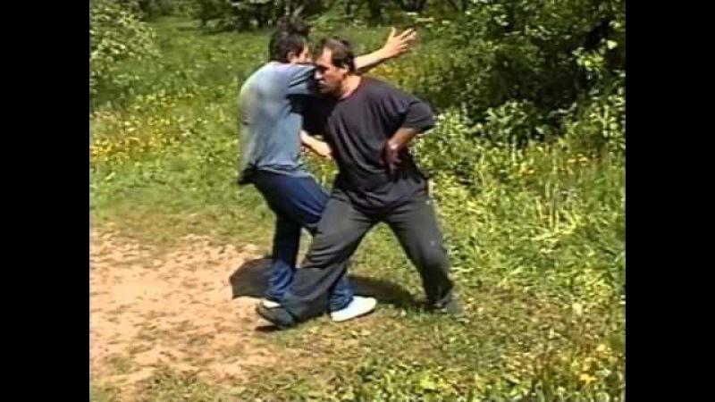 Казачий рукопашный бой - СКАРБ фильм 1 часть 1 Макаров С.С.