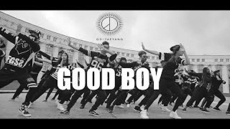 [PROJECT] GD X TAEYANG - GOOD BOY dance cover with 55 dancers From France