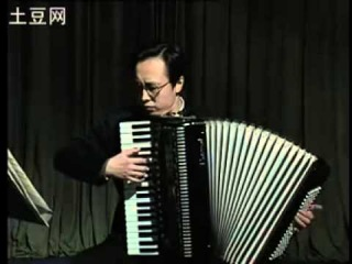 Franz Liszt - Hungarian Rhapsody No.2 accordion version