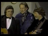 Johnny Cash &amp Willie Nelson &amp Kristofferson - Me and Bobby McGee