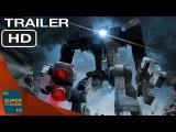 Железная схватка / Robot Overlords (2015) Трейлер HD