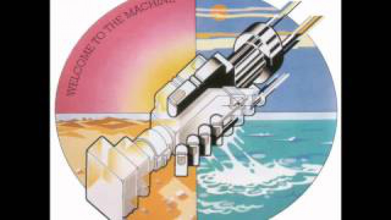 Pink Floyd - Welcome To The Machine