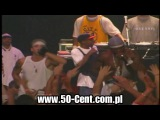 50 Cent &amp G Unit ft. Eminem performing