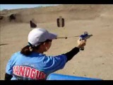 VINKY CASTILLO TEAM HATAW SHOOTING AT NORCO RUNNING GUN IPSC