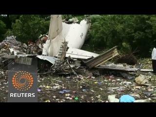 Cargo plane crashes in South Sudan