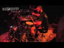 Adam Jarvis - Misery Index - Sleeping Giants - Castle Theater in Bloomington, IL 11/19/2012
