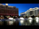 Bellagio Hotel Las Vegas Fountain show - My heart will go on - Celine Dion Full HD