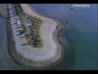 Из чего это сделано? (S6). Остров, построенный из мусора.