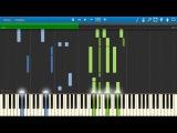 Wiz Khalifa ft. Charlie Puth - See You Again (пример игры на фортепиано) piano cover