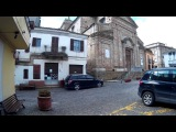 Видео снятое экшн камерой SJ4000 в водонепроницаемом боксе
