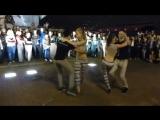 танец любви кизомба.гипноз для глаз