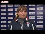 В Новокузнецке возрождают женский хоккей