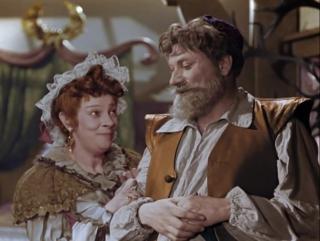 | ☭☭☭ Детский – Советский фильм-сказка | Золушка (в цвете) | 1947 |