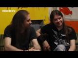 Interview Warmen (Tuska 2015)