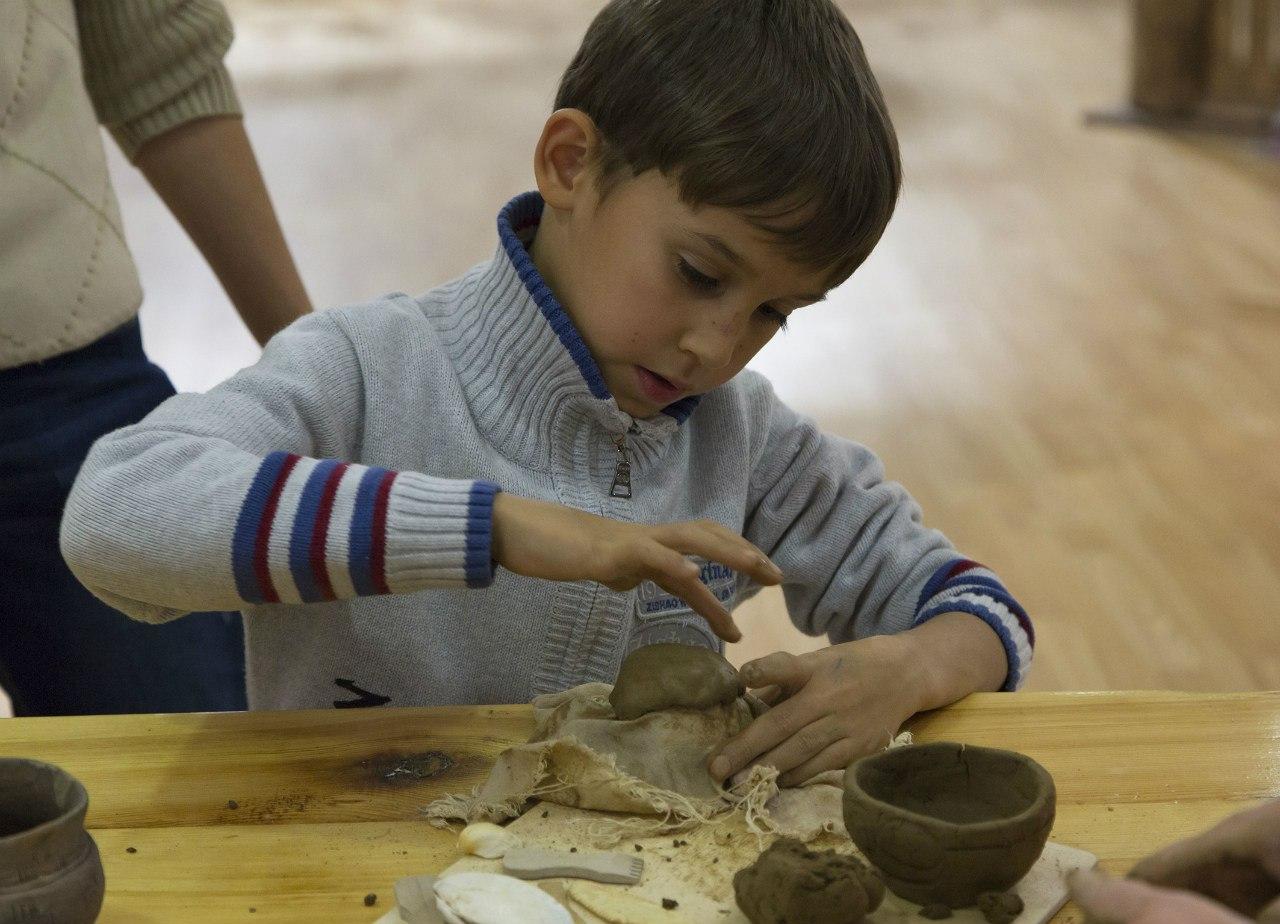 Афиша Мастерские в Детском музее