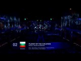JESC 2014 : Jury Dress Rehearsal of Bulgaria (with power failure)