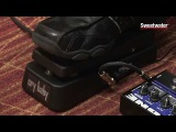 Dunlop GCB95 Crybaby Wah Pedal Review by Sweetwater