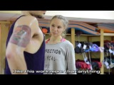 Overcoming hip dysplasia - The story of Evelina (Eng subs)