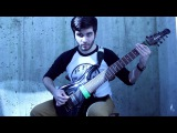Dj Snake &amp Lil Jon - Turn Down For What - DJENT METALCORE Cover - Andrew Baena