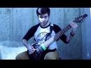 Dj Snake Lil Jon - Turn Down For What - DJENT / METALCORE Cover - Andrew Baena