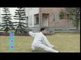 Тайцзи 24 формы. Вид со спины. Учебный фильм из Шаолиня.