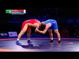 125 kg - Jamaladdin MAGOMEDOV (AZE) df. Timur KOTSOEV (RUS) by TF, 12-1