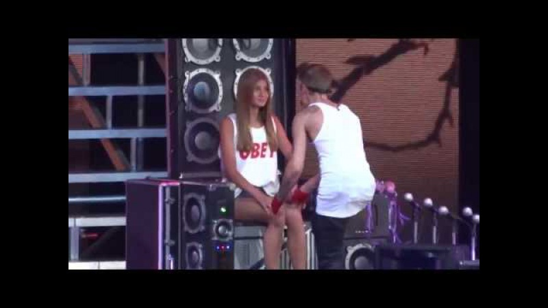 OLLG - Justin Bieber Believe Tour - Toronto, July 25 (HD)