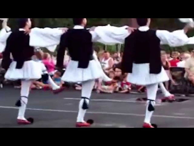 Сиртаки с Яблочком - тhe dance Sirtaki Dance Apple
