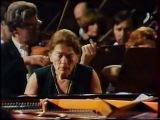 Annie Fischer plays Mozart Klavierkonzert C-dur (