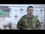 Українські військові показали збитий #Російський безпілотник