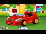 KIDS CAR WASH. Cartoon about cars. АВТОМОЙКА. Мультик про Машинки.