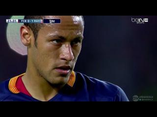 Neymar Jr. vs Rayo Vallecano (Home) 2015-16 HD 720p