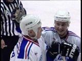 Сезон 1998/1999 | Лучшие моменты домашних матчей ХК «Металлург»