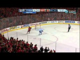 Canucks at Flames Last 4 Minute of the Game 4/25/15