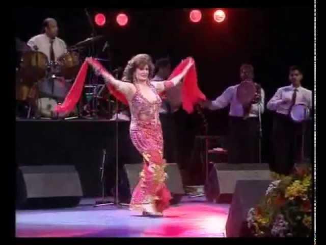 Nagwa Fouad - Danseuse orientale