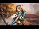 История мира Warcraft Сильвана Ветрокрылая Гл 1 Следопыт Луносвета