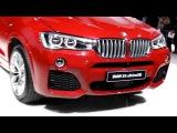 BMW X4  Международный автосалон в Москве 2014 г. 29 августа  ( Презентация автомобиля BMW X4 )