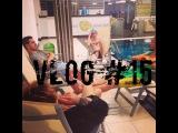 VLOG #15 Съемки в Киеве для телеканала СТБ