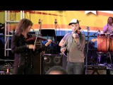 Devil Went Down To Georgia - Band From TV with Jesse Spencer &amp Mark Wood (NAMM 2011)