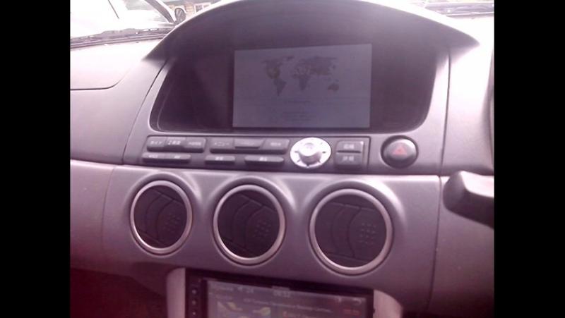 Nissan avenir gps windows CE navitel s igo