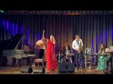 Рената Волкевич &amp квартет Кнари Нерсесовой (фрагмент концерта, 2013 г.)