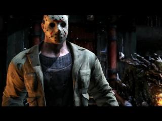 Mortal Kombat X - представлен новый трейлер, посвященный Джейсону Вурхизу