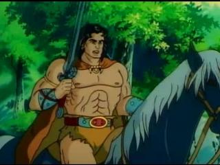 Приключения Конана-Варвара 61 серия из 65 / Conan: The Adventurer Episode 61 / Конан: Искатель Приключений 61 серия (1992 – 1993