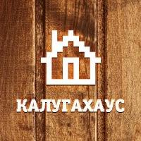 Логотип Недвижимость в Калуге / Калугахаус
