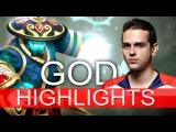 Triple kill by God | Asus.Polar vs Alliance (SLTV 12)