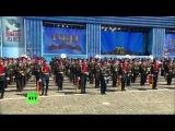 Мы армия народа! 09.05.2015.Парад Победы в Москве