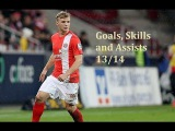 Johannes Geis | Goals, Skills and Assists | Passing Genius | 13/14 [HD]